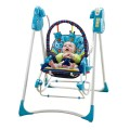 fisher-price-swing + rocker 3 in 1 blue